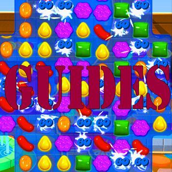 Guides Candy Crush Saga poster