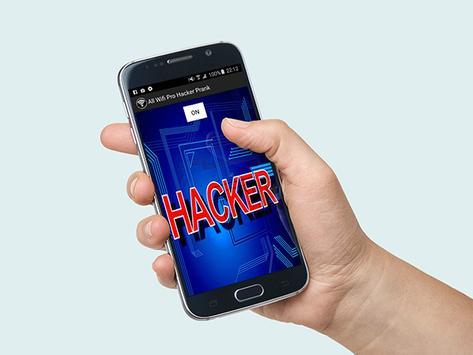 All Wifi Pro Hacker Prank poster