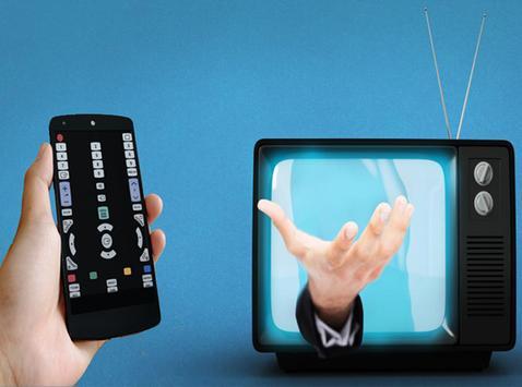 Remote Control Tv Prank screenshot 1