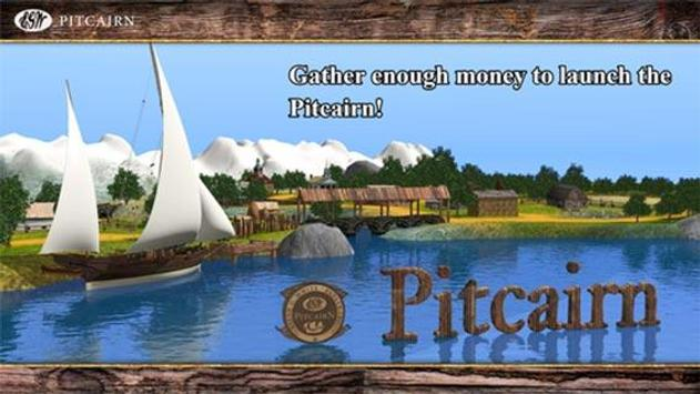 Pitcairn poster