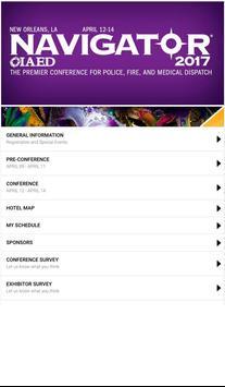 2017 Navigator On-site Guide screenshot 1