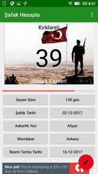 Şafak Hesapla poster