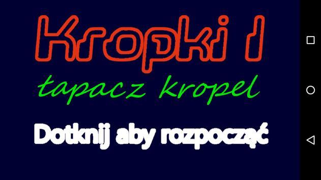 Kropki 1 - Łapacz kropel screenshot 1
