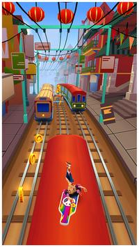 Gold Subway Surf: Find The Stolen Treasure poster