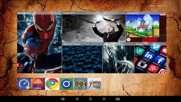Enigma TV apk screenshot