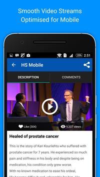 Healing School Mobile screenshot 3