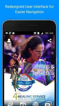 Healing School Mobile poster
