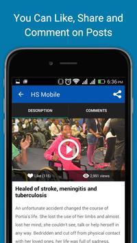 Healing School Mobile screenshot 5