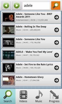 Музыка скачать на телефон screenshot 1