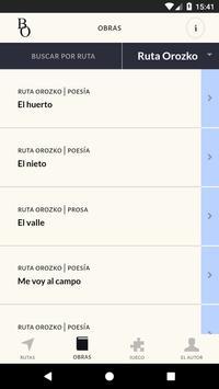 Rutas Literarias Blas de Otero screenshot 3