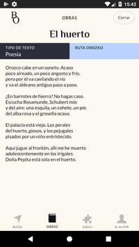 Rutas Literarias Blas de Otero screenshot 4