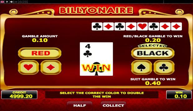 Billyonaire screenshot 2