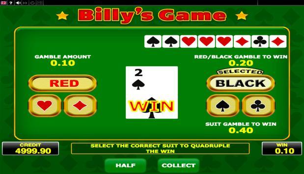 Billys Game screenshot 5