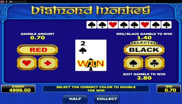 Diamond Monkey screenshot 5