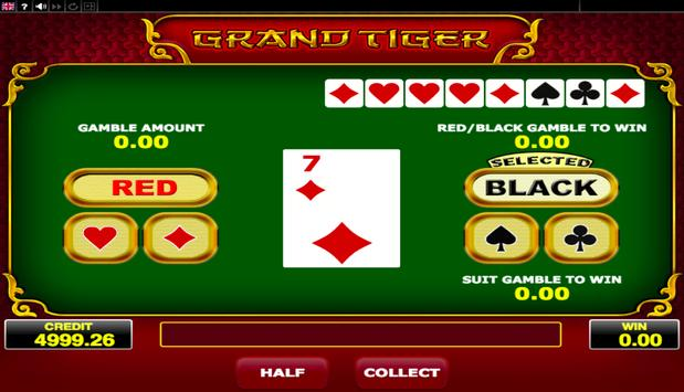 Grand Tiger screenshot 2