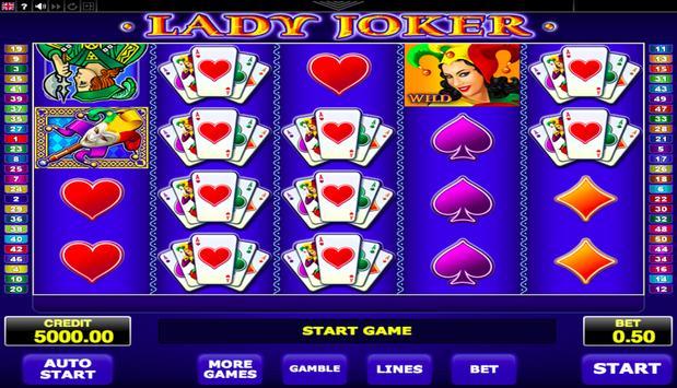 Lady Joker screenshot 3