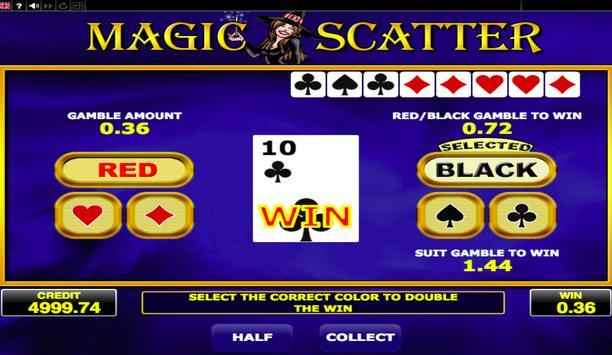 Magic Scatter screenshot 2
