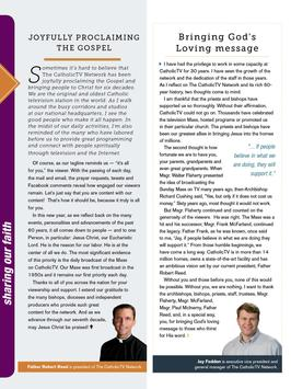 iCatholic Magazine screenshot 1