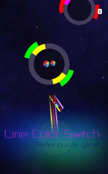 Line Color Switch poster
