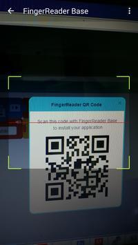 FingerReader Text poster