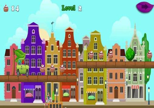 Fireboy and Watergirl Car Game apk screenshot