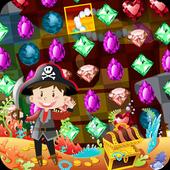 Pirate Treasure - Diamond Heroes icon