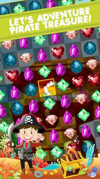 Pirate Treasure - Diamond Heroes screenshot 3