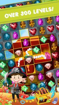 Pirate Treasure - Diamond Heroes screenshot 1