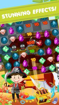 Pirate Treasure - Diamond Heroes screenshot 2