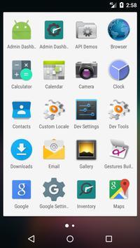 Admin Dashboard screenshot 1