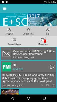 2017 FMI ESD Conference poster