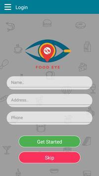 FoodEye poster