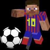 Soccer 3D Craft -Minecraft Mod icon
