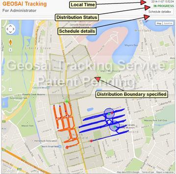 Teamview Walker Tracker apk screenshot
