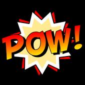 Pow! Comics Reader icon
