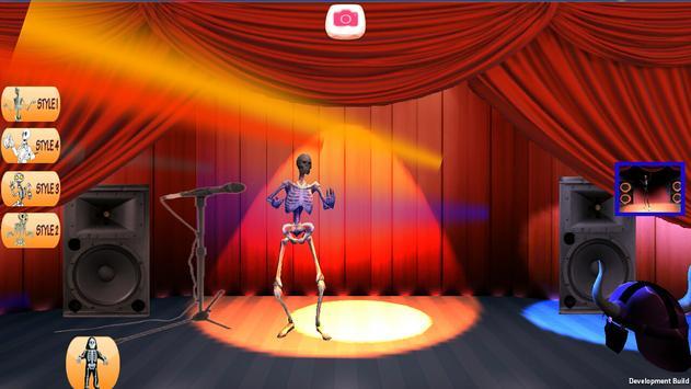 My Dancing Skeleton screenshot 1