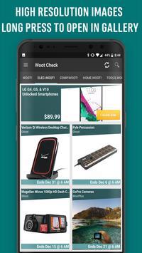 Woot Check: Find Daily Deals, Offers & Discounts apk screenshot