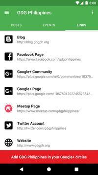 GDG Philippines screenshot 5