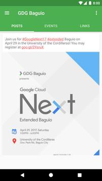 GDG Philippines screenshot 1