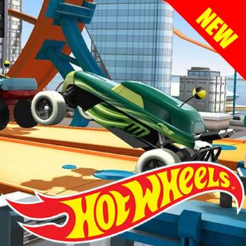 Guide Hot Wheels Race Off poster