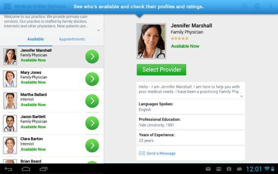 Guthrie Now - Provider Video Visits apk screenshot
