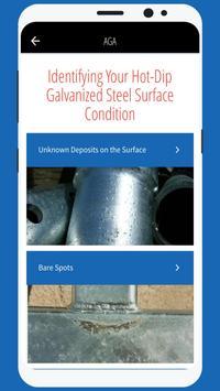 Inspection of Galvanized Steel screenshot 1