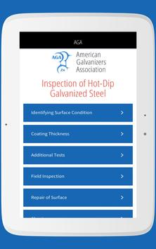 Inspection of Galvanized Steel screenshot 4
