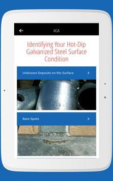 Inspection of Galvanized Steel screenshot 5