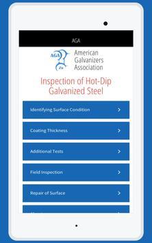 Inspection of Galvanized Steel screenshot 8