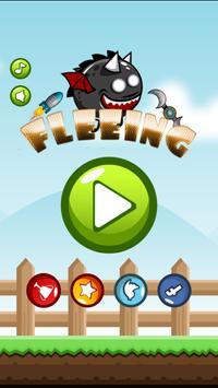 Fleeing Monster (free) screenshot 6