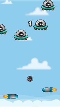Fleeing Monster (free) screenshot 2