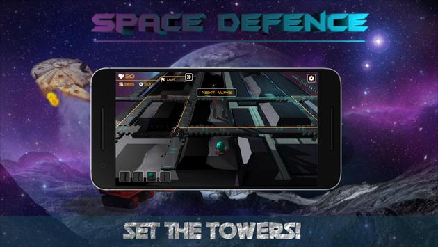 Space Defence poster