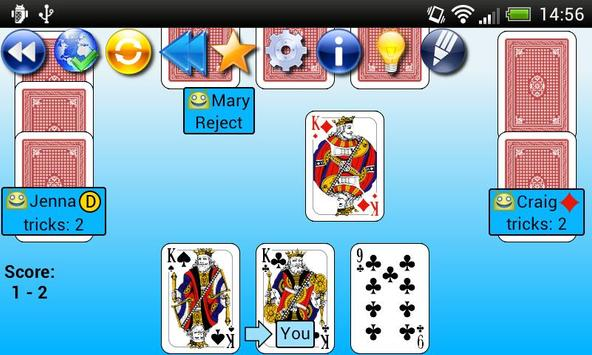 G4A: Euchre apk screenshot