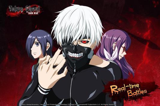 Tokyo Ghoul: Dark War imagem de tela 5